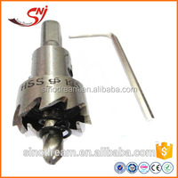Professional &Good Quality HSS Hole Saw Drill Bit for metal