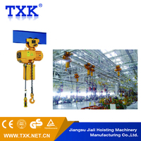 construction lifting equipment, 10 ton hook type chain hoist toyo