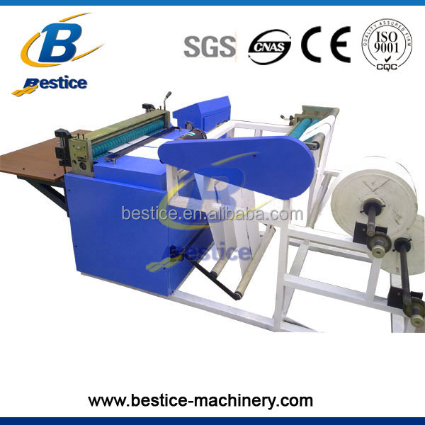 High quality PLC roll to sheet paper cutter