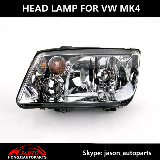 VW Jetta 99-05 Head Lamps Crystal Headlights 1J5941017AJ