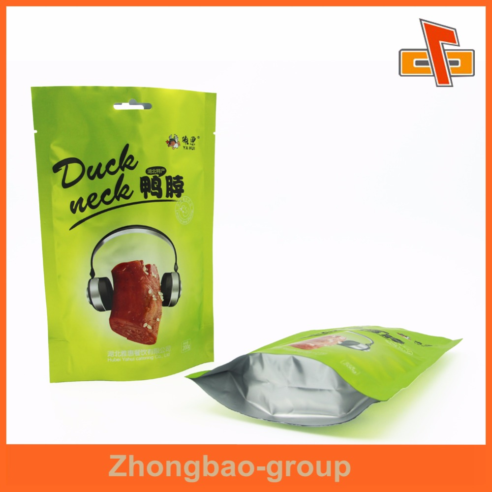 food grade childproof plastik packing for food