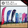 Advertising beach banner , Outdoor beach flag , Flag Banner Printing
