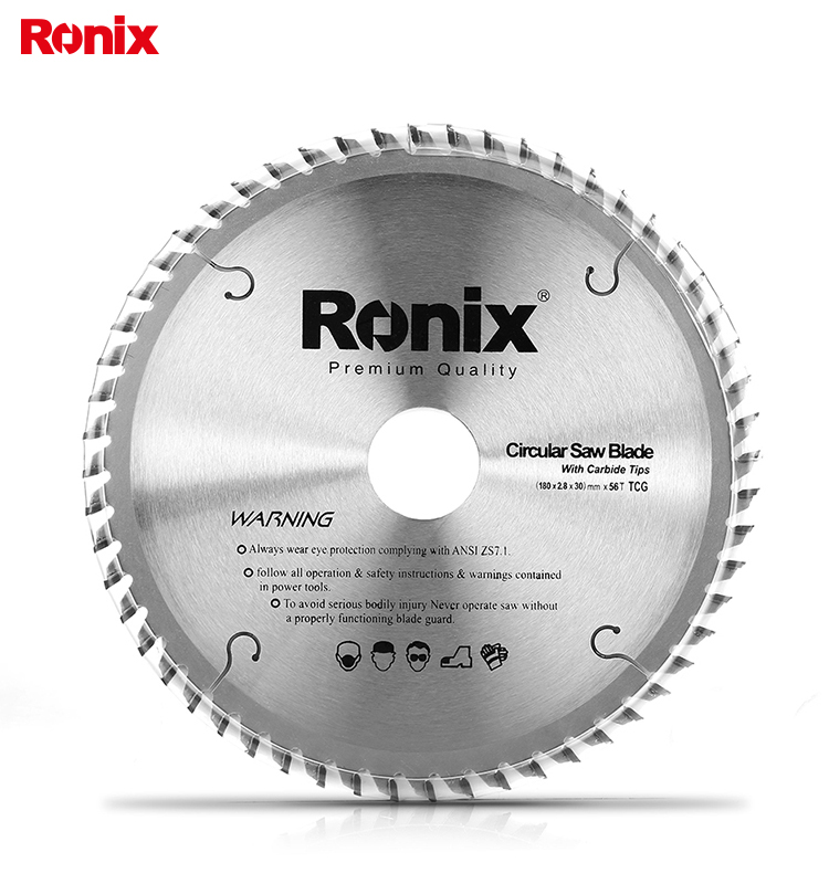 Ronix Multi Ripping Circular Saw Blade TCT Cutting Saw Blade RH-5104