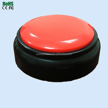 89*33mm Custom Logo ABS Plastic Sound Push Voice Easy Button