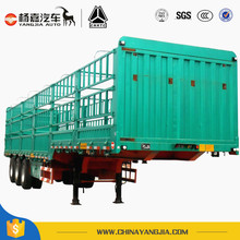Big loading new price high-tech fence semi trailer