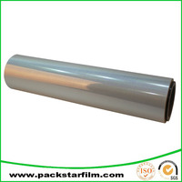 Reflective self adhesive heat seal plastic laminating film roll