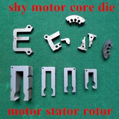 interlock sheet metal stamping mould/die for induction drive motor lamination core
