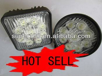2015 New 12V 27W LED Working light