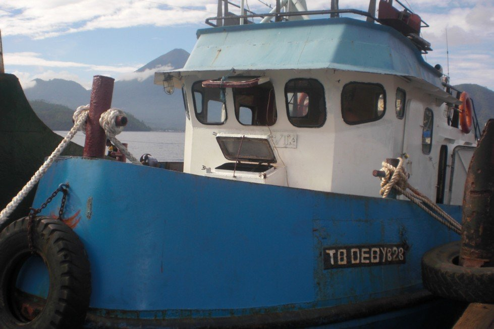 FOR SALE 1 Unit Tug Boat Deby Year 1993