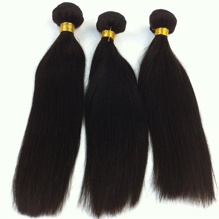 Factory Wholesale Natural Brazilian Human Hair Extension hair pieces for top of head