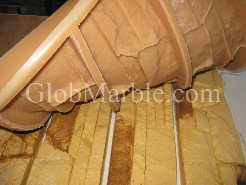 Molde de caucho de silicona moldes identificaci n del for Caucho de silicona