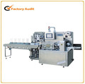 Full Automatic Four Side Seal Wrap Packing Machine for Wound Dressing