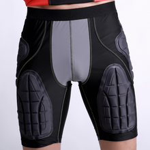3D motorcycle pants boby protector trousers sportswears for football basketball cycle