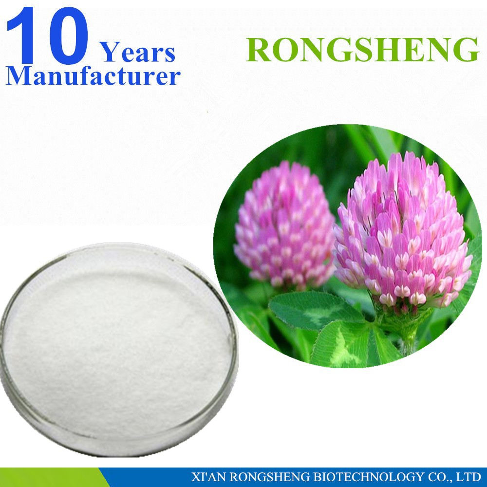 Top Sale Natural Formononetin 99% powder from Red Clover
