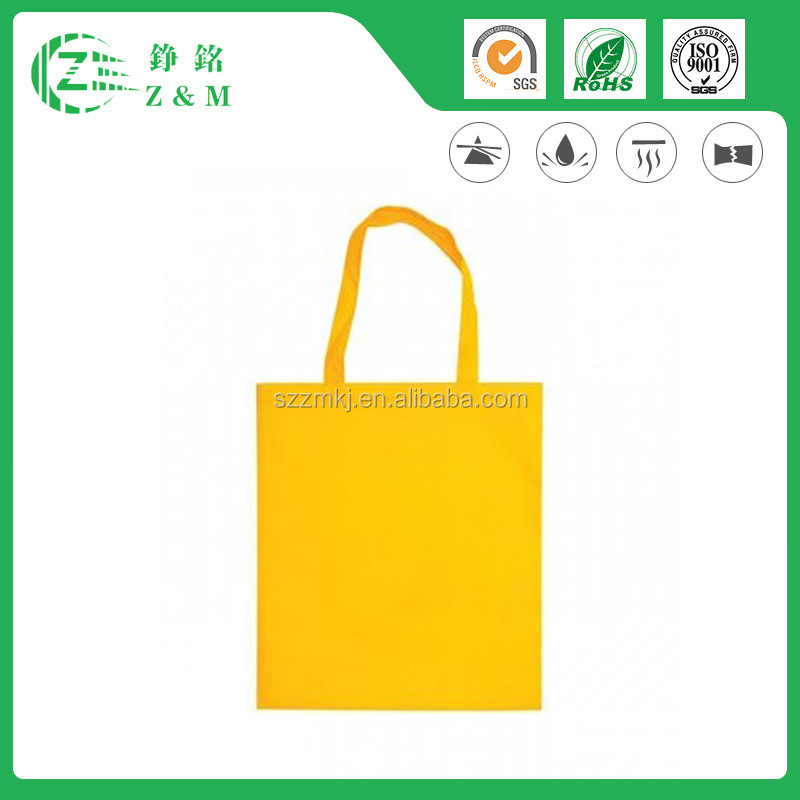 Direct Supply Customized Disposable Paper Shopping Tote Bags For Packaging