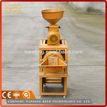 2017 best selling household use rice hulling machine for sale food