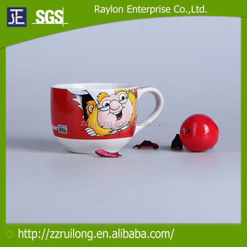 china supplier gift item ceramic 11oz christmas mugs and cups