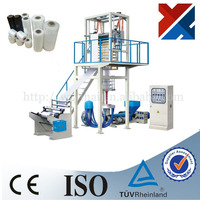 Plastik PE FILM BLOWING MACHINE