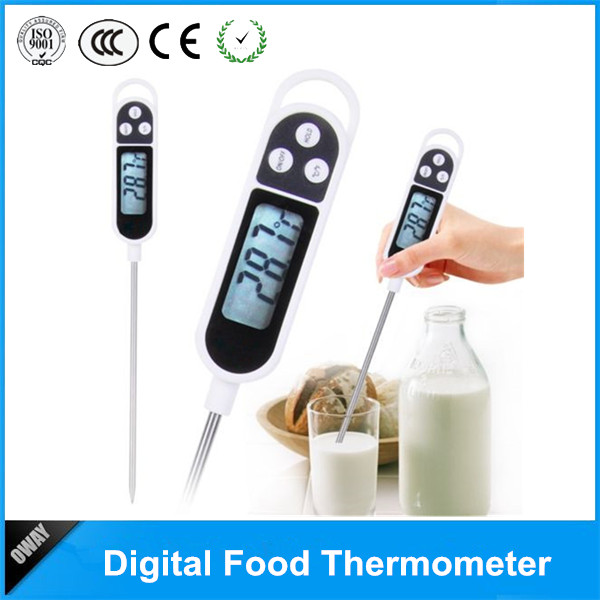 household milk BBQ digital liquid thermometer