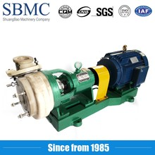 high pressure centrifugal chemical industry liquid pump charge