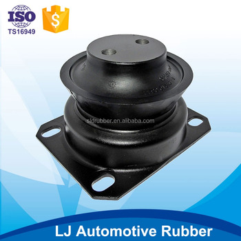 Truck Engine Mounting for MAN