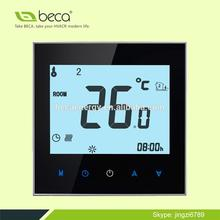 BECA WIFI touch screen ECO heating thermostat