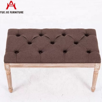 Home Furniture General Use Wooden Long Bench