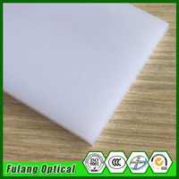 Made In China Clear Hard Coating Acrylic Sheet Plastic Sheet Lamp Used Clear Frosted Acrylic Sheet /Plexiglass Sheet