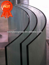 Bent Tempered Laminated Glass & Factory High Quality