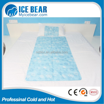 2016 New Design Hot Summer Magic Snowflakes Cool mat Cooling mattress