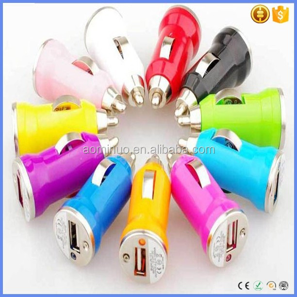 2015 alibaba website mini car charger wholesale 5V 1A universal car USB charger for MP3 MP4 mobile