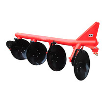 Agricultural machinery hydraulic turning plough