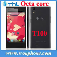 100% original ThL T100S Iron Man Smartphone MTK6592 Octa Core 5.0 Inch FHD Gorilla Glass Screen 2GB 32GB NFC OTG 2750MAH battery