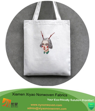 Best Selling Cotton Canvas Tote Bag Custom Logo Print Canvas Bag
