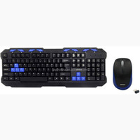 Fancy!!! 2.4G wireless mouse keyboard combo with best quality