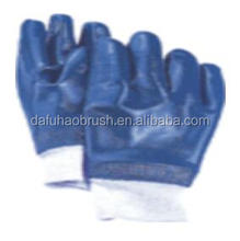 long leather work gloves with cheap price/working gloves