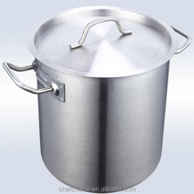 555 olla de gran tama o inferior compuesta de menaje de for Menaje de cocina para restaurante