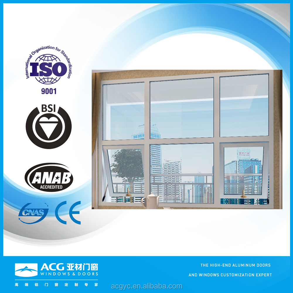 Aluminum Swing /casement Window