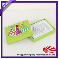New design Greeting card boxes wholesale