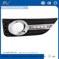 (12-13) Wincar auto 12V led lamp for Toyota Camry Low Configuration LED Daytime Running Light