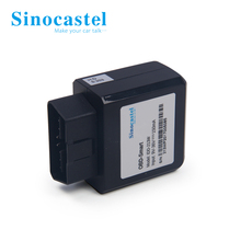 2G fleet management obd gps tracker with fuel consumption