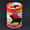 custom made soda money box tin piggy bank & unbreakable piggy bank