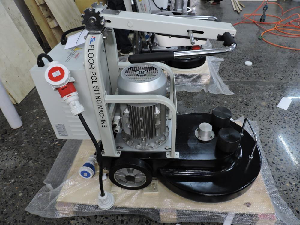 ASL-T27 690MM Hand Held Floor Polishing Machine T27, Terrazzo Polishing machine , Single Phase (220v-240v,380v-440v)