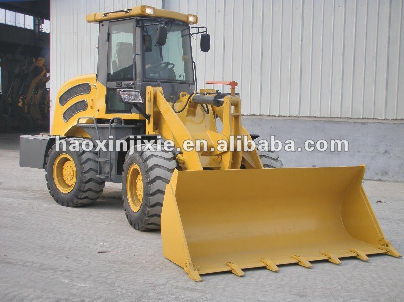 CE wheel loader 920F with pilot control, Cummins engine