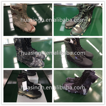 Altama jungle boots camouflage army canvas boots for military soldiers