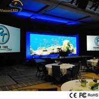 P3.91 Alibaba LED Sign 500x1000mm Indoor LED Screen Rental