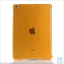 High Quality Crystal Clear PC Case for iPad 234