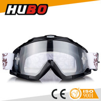 Cheap newest style outdoor sports helmet MX racing eyewear for motocross