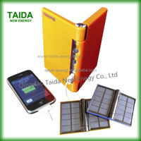 Professional Solar Car Charger for Outdoor Phone Charging Use
