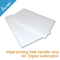 Kenteer fast-dry type cheap paper a4 for sublimation printer